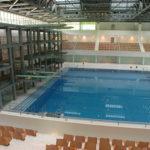 Wettkampfhalle 2